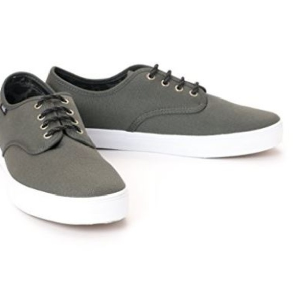 Vans Madero Shoes Canvas Casual Shoes